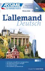 """Afficher """"L'allemand - Deutsch"""""""